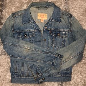 Levi's Vintage style Jean Jacket XS